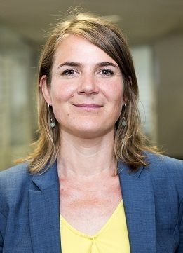 Tessa Terpstra, Deputy Director at the Ministry of Foreign Affairs