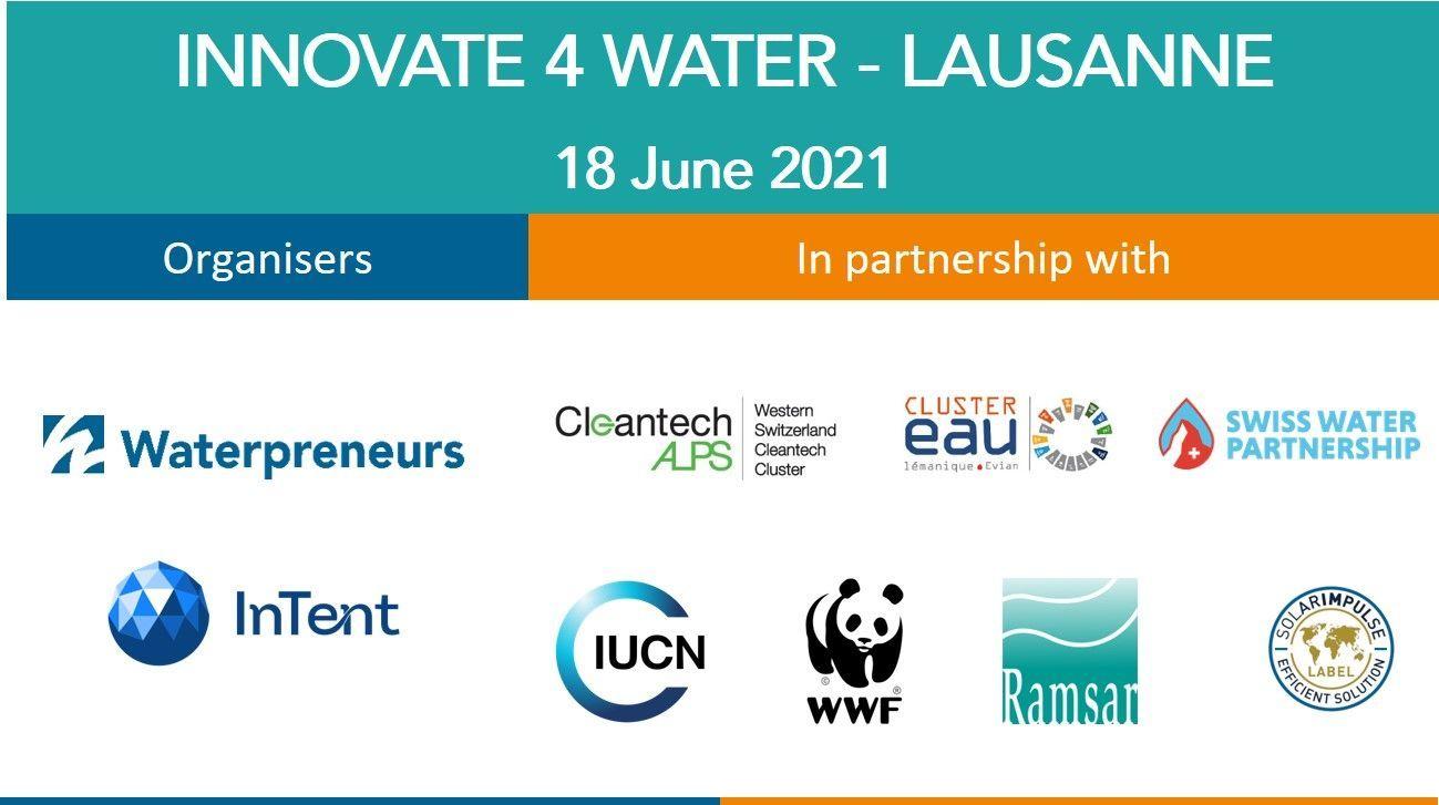 Innovate4Water 2021 Organizers