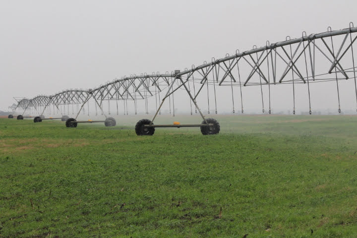 Pivots. © Owini and Agricultiva from the Mitrelli group